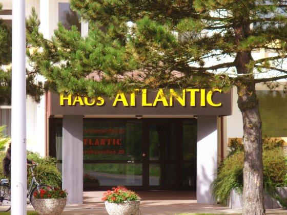 Ferienwohnungen Cuxhaven fewos Haus Atlantic
